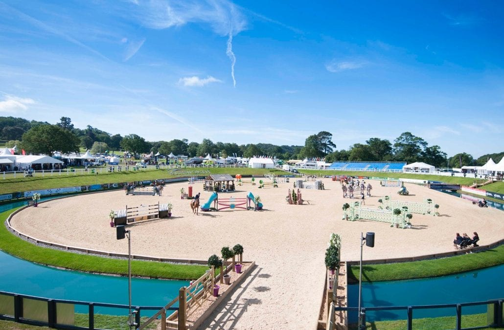 Bolesworth's New Equine Zone Offers Boundless Opportunities