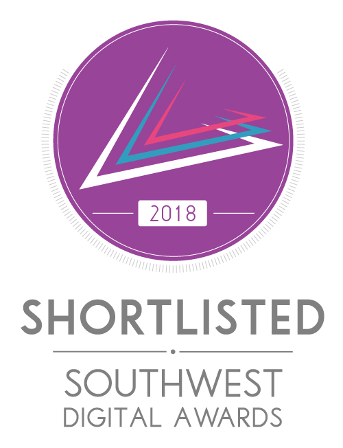 South West Digital Awards Finalist
